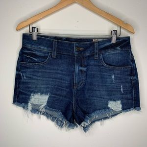 Siwy Distressed Jean Shorts Size 29